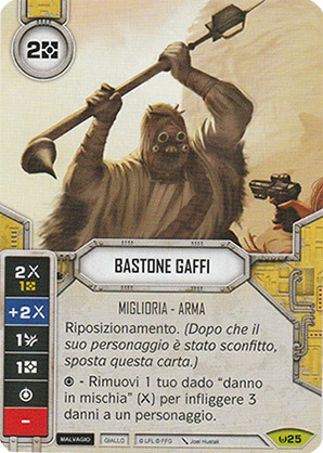 Bastone Gaffi
