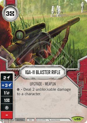 Fucile Blaster IQA-11