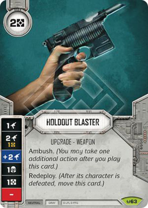 Blaster Tascabile