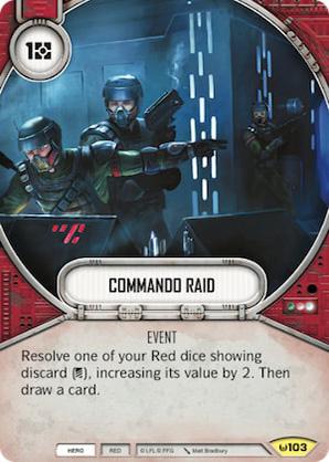 Incursione dei Commando