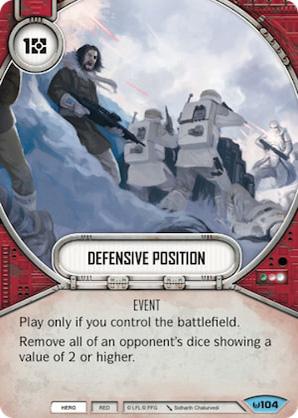 Formazione Difensiva
