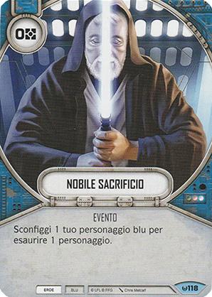 Nobile Sacrificio