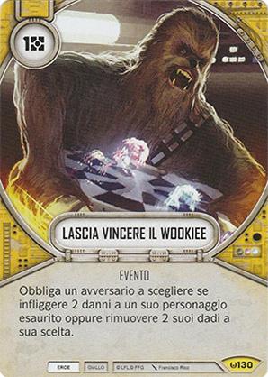 Lascia Vincere il Wookie