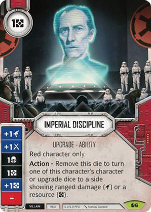 Disciplina Imperiale