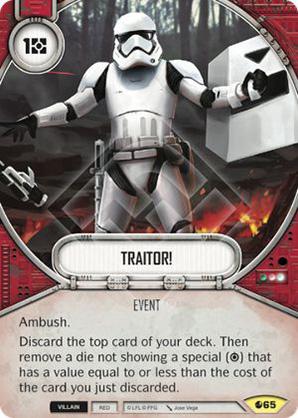Traditore!