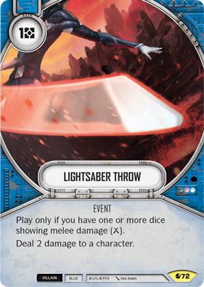 Lancio Spada Laser