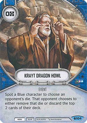 Ululato del Drago Krayt
