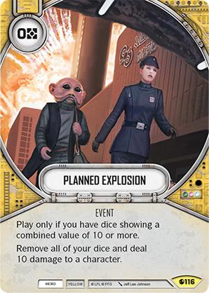 Esplosione Pianificata