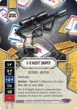 Night Sniper X-8