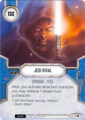 Rivale dei Jedi