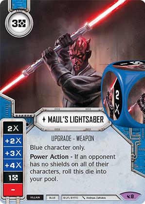 Spada Laser di Maul