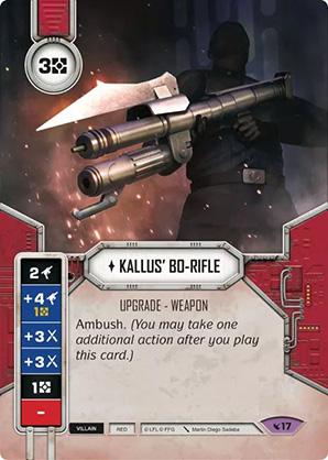 Fucile-Bo di Kallus