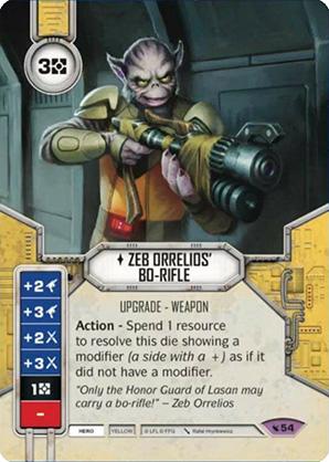 Fucile-Bo di Zeb Orrelios