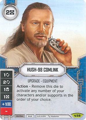 Comlink Hush-98