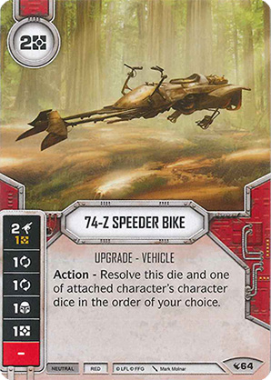 Speeder Bike 74-Z