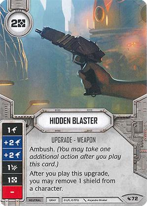Blaster Nascosto