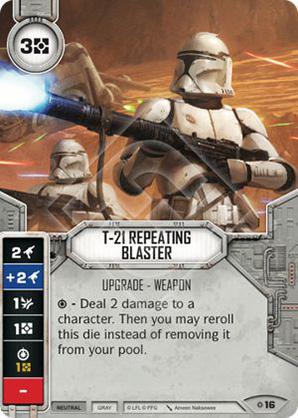 Blaster A Ripetizione T-21
