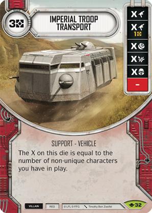 Trasporto Truppe Imperiale