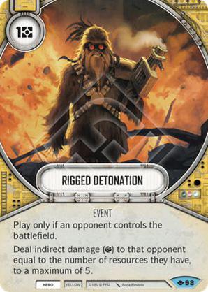 Rigged Detonation