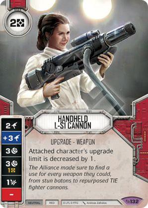 Handheld L-S1 Cannon