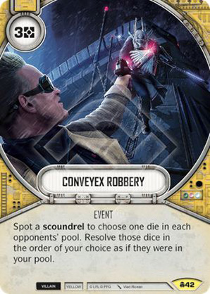 Conveyex Robbery