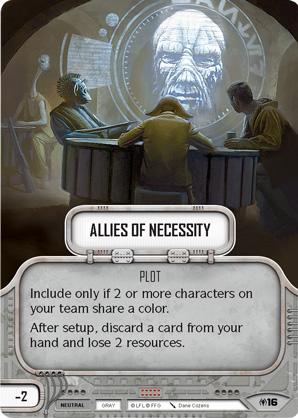 Allies of Necessity