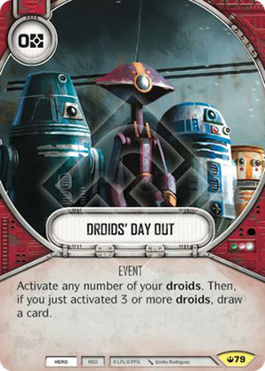 Droids' Day Out