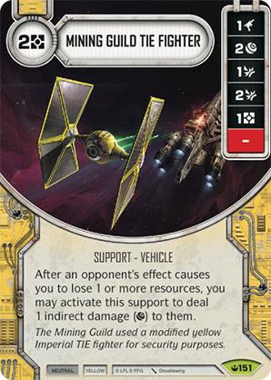 Mining Guild TIE Fighter