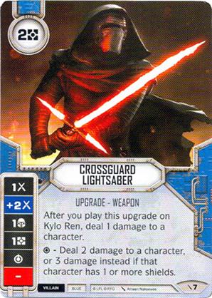 Spada Laser a Guardia Crociata