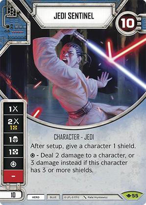 Sentinella Jedi