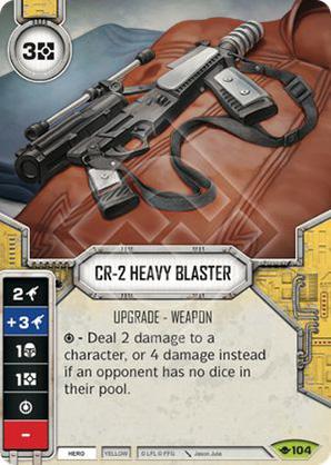 Blaster Pesante CR-2