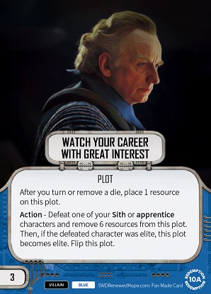 Watch Your Career With Great Interest