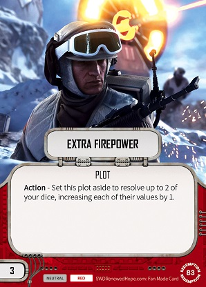 Extra Firepower