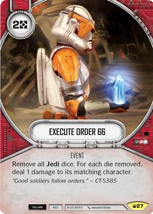 Execute Order 66