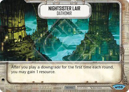 Nightsister Lair